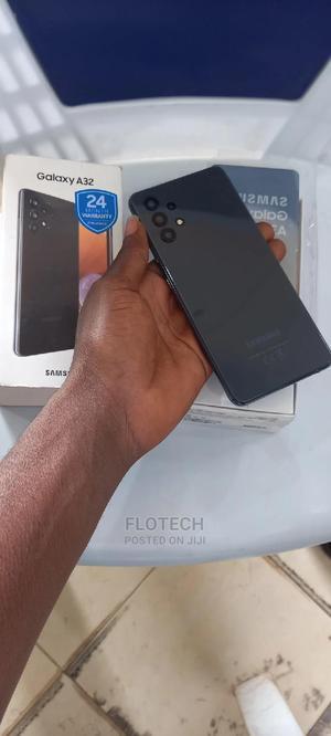 Samsung Galaxy A32 128 GB Black | Mobile Phones for sale in Ekiti State, Ado Ekiti