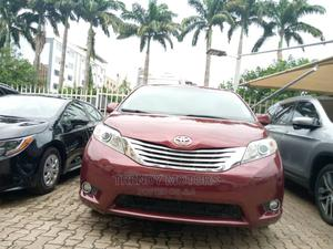 Toyota Sienna 2008 Red | Cars for sale in Abuja (FCT) State, Kubwa