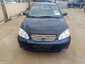 Toyota Corolla 2004 LE Blue | Cars for sale in Lagos State, Isolo