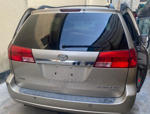 Toyota Sienna 2005 XLE Gold | Cars for sale in Lagos State, Ojodu