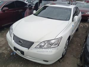 Lexus ES 2010 350 White   Cars for sale in Lagos State, Apapa