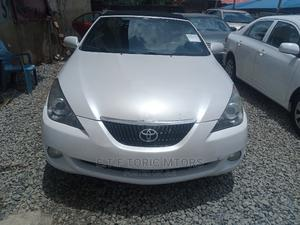 Toyota Solara 2004 3.3 Convertible White | Cars for sale in Abuja (FCT) State, Garki 2