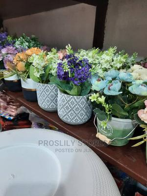 Flower Vase With Flowers | Garden for sale in Lagos State, Ipaja