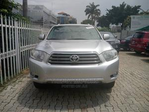 Toyota Highlander 2008 Silver | Cars for sale in Abuja (FCT) State, Kubwa