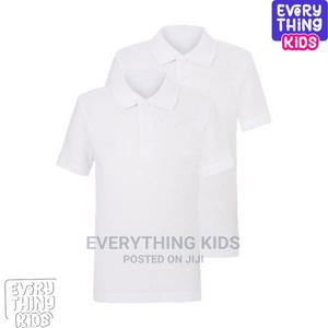 2-In-1 Boy'S School Polo Shirt | Children's Clothing for sale in Lagos State, Ikeja