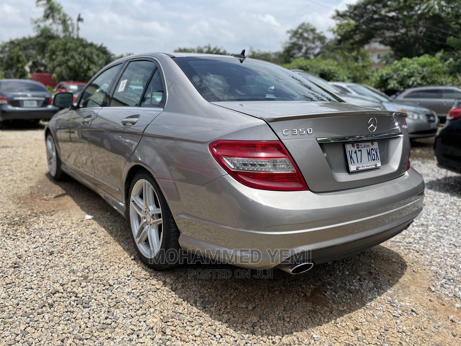 Mercedes-Benz C300 2009 Gray   Cars for sale in Gwarinpa, Abuja (FCT) State, Nigeria