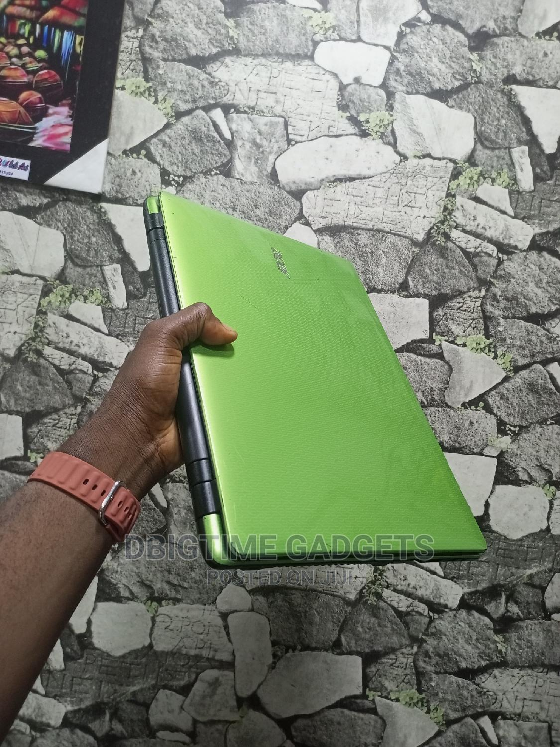 Laptop Acer Aspire E5-411 4GB Intel Pentium HDD 320GB   Laptops & Computers for sale in Ikeja, Lagos State, Nigeria