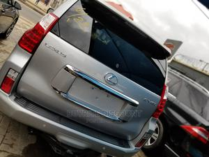 Lexus GX 2010 460 Silver | Cars for sale in Lagos State, Alimosho