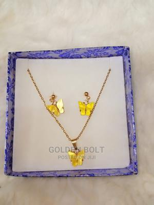 Stainless Steel Set of Necklace   Jewelry for sale in Ogun State, Ado-Odo/Ota