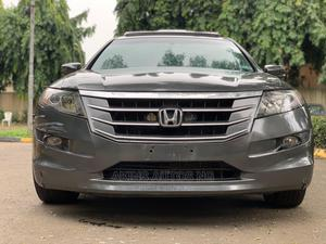 Honda Accord CrossTour 2012 EX-L Gray | Cars for sale in Lagos State, Ogba