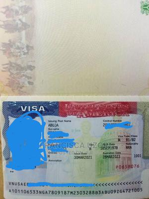 US VISA Appearance and Non-Appearance Options   Travel Agents & Tours for sale in Abuja (FCT) State, Central Business District