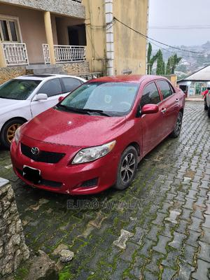 Toyota Corolla 2009 Red | Cars for sale in Cross River State, Calabar
