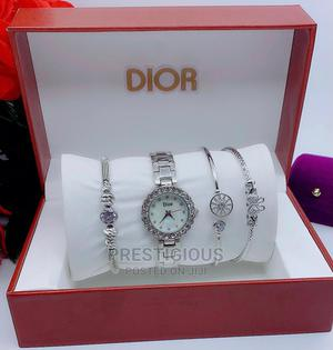 New Doir Wrist Watch + Bracelet | Watches for sale in Lagos State, Ikotun/Igando