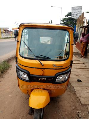 TVS Apache 180 RTR 2020 Yellow | Motorcycles & Scooters for sale in Lagos State, Isolo