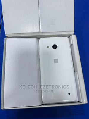 New Microsoft Lumia 550 8 GB White   Mobile Phones for sale in Lagos State, Ikeja