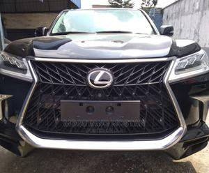 Lexus LX 2017 Black | Cars for sale in Lagos State, Surulere