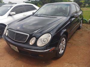Mercedes-Benz E320 2005 Black | Cars for sale in Abuja (FCT) State, Jabi