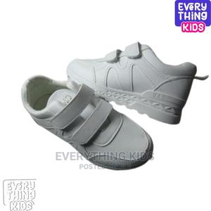 Unisex Children White Canvas   Children's Shoes for sale in Lagos State, Ikeja