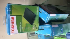 Original Brand New Toshiba 2TB External Harddrive | Computer Hardware for sale in Lagos State, Ikeja