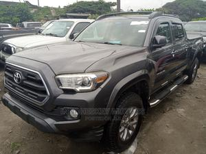 Toyota Tacoma 2017 SR5 Gray | Cars for sale in Lagos State, Apapa