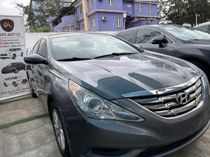 Hyundai Sonata 2013 Gray   Cars for sale in Lagos State, Ilupeju