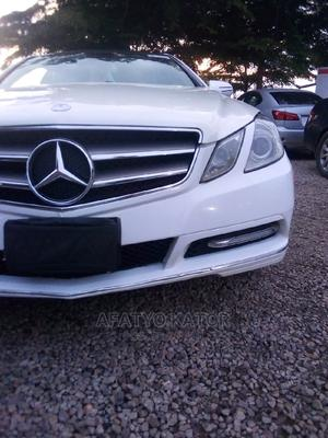 Mercedes-Benz E350 2011 White   Cars for sale in Abuja (FCT) State, Gwarinpa