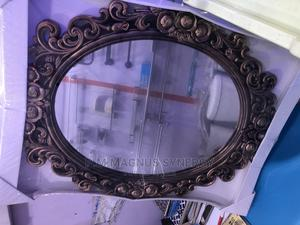 England Standard Rust Gold Mirror. | Home Accessories for sale in Lagos State, Orile