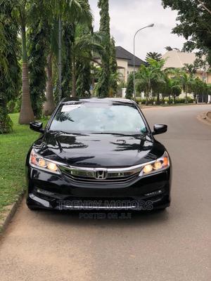 Honda Accord 2017 Black | Cars for sale in Abuja (FCT) State, Kubwa