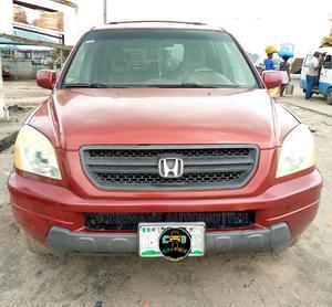 Honda Pilot 2005 Red | Cars for sale in Delta State, Warri