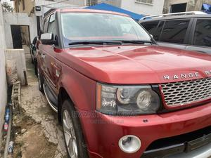 Land Rover Range Rover Sport 2008 Red | Cars for sale in Lagos State, Ikeja