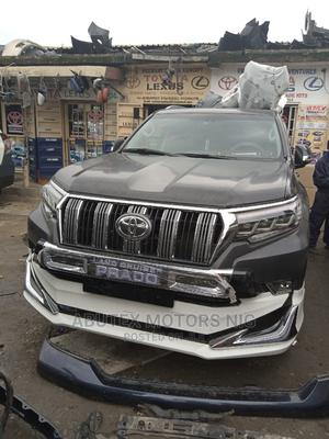 Landcruiser Prado Upgraded to 2021 With 3/4 Touch Head Lamp | Automotive Services for sale in Lagos State, Victoria Island