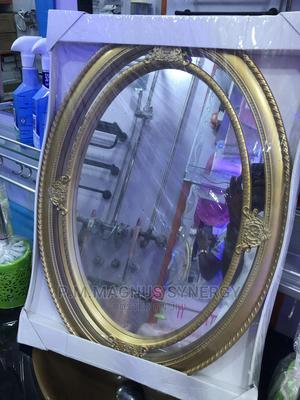 England Standard Gold Mirror. | Home Accessories for sale in Lagos State, Orile
