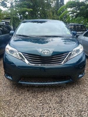 Toyota Sienna 2011 Green | Cars for sale in Abuja (FCT) State, Apo District
