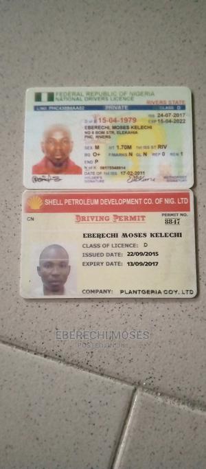 Driver CV   Driver CVs for sale in Rivers State, Obio-Akpor
