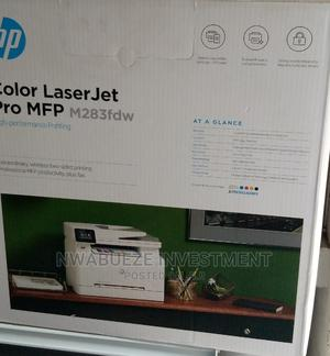 HP Color Laserjet Pro MFP M283fdw | Printers & Scanners for sale in Lagos State, Lagos Island (Eko)