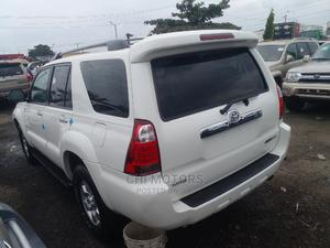 Toyota 4-Runner 2007 Limited 4x4 V6 White | Cars for sale in Lagos State, Apapa