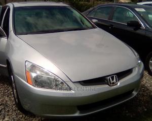 Honda Accord 2005 Sedan LX V6 Automatic Silver | Cars for sale in Abuja (FCT) State, Gudu