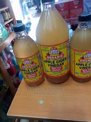 Bragg Organic Raw Unfiltered Apple Cider Vinegar. *946ml | Vitamins & Supplements for sale in Lagos State, Lagos Island (Eko)