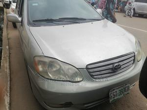 Toyota Corolla 2004 S Silver   Cars for sale in Lagos State, Ikeja