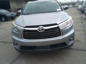 Toyota Highlander 2015 Blue | Cars for sale in Lagos State, Apapa