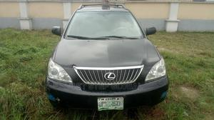 Lexus RX 2010 350 Black | Cars for sale in Rivers State, Obio-Akpor