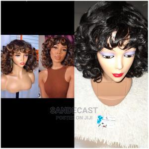 100% Human Hair Fringe | Hair Beauty for sale in Lagos State, Alimosho