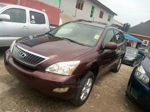 Lexus RX 2009 Red | Cars for sale in Lagos State, Ikotun/Igando