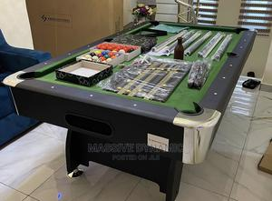 Snooker With Complete Accessories Brand New | Sports Equipment for sale in Lagos State, Lekki