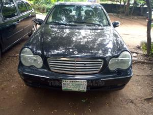 Mercedes-Benz C240 2002 Black | Cars for sale in Abuja (FCT) State, Jabi