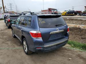 Toyota Highlander 2011 Limited Blue | Cars for sale in Lagos State, Ajah