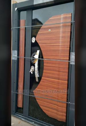 4ft: High Security Luxury Entrance Door | Doors for sale in Lagos State, Orile