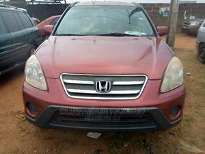 Honda Accord 2006 Red | Cars for sale in Ogun State, Sagamu