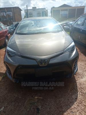 Toyota Corolla 2018 Gold | Cars for sale in Kaduna State, Kaduna / Kaduna State