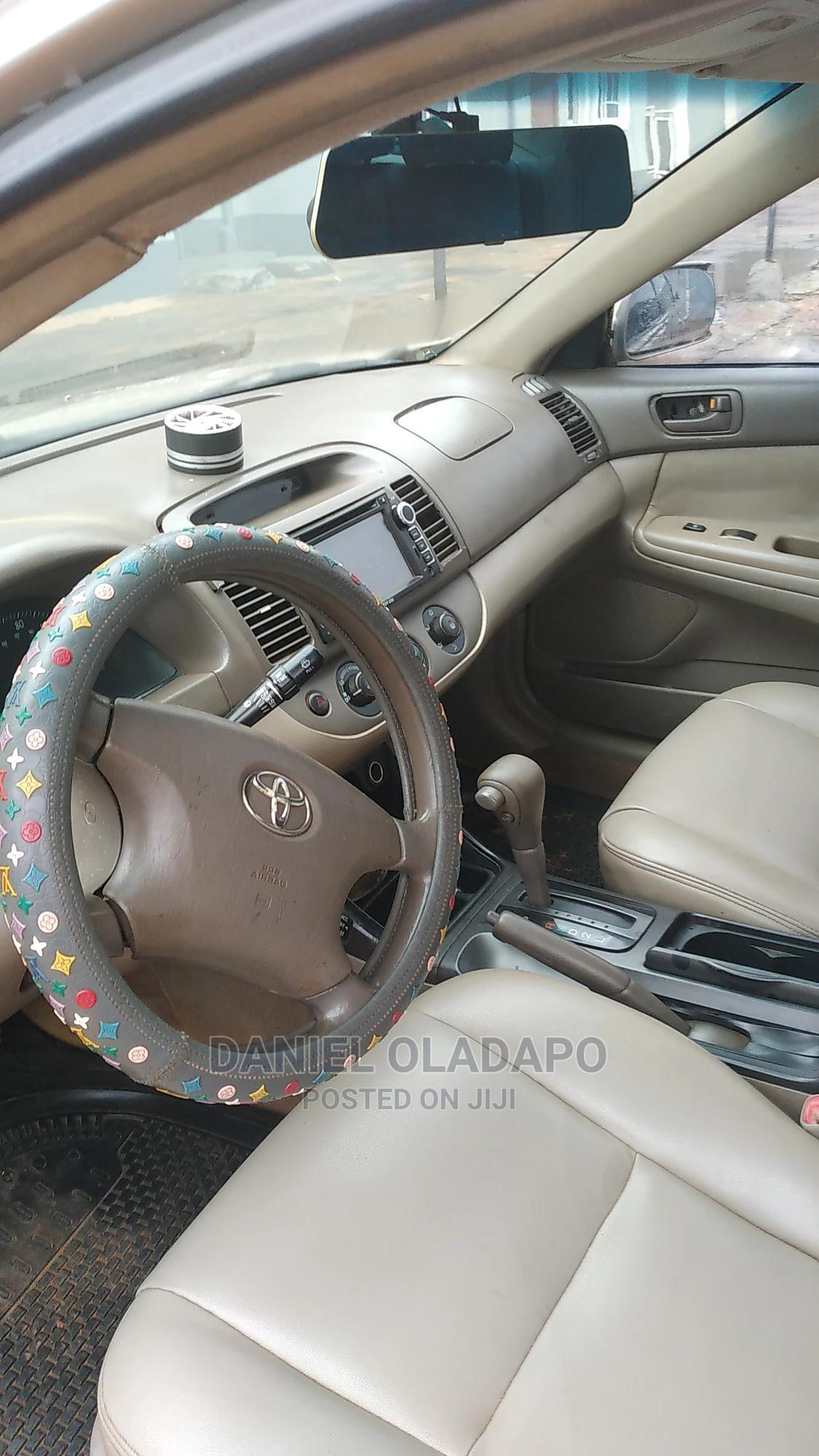 Toyota Camry 2005 Gold   Cars for sale in Ikorodu, Lagos State, Nigeria